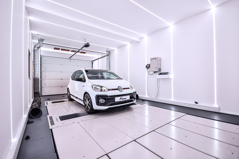 VW UP GTI TUNING & PERFORMANCE PARTS