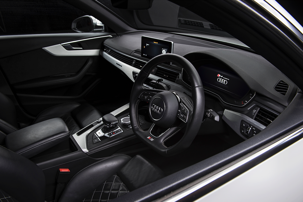 Audi S4 S5 B9 TCU ZF gearbox tuning