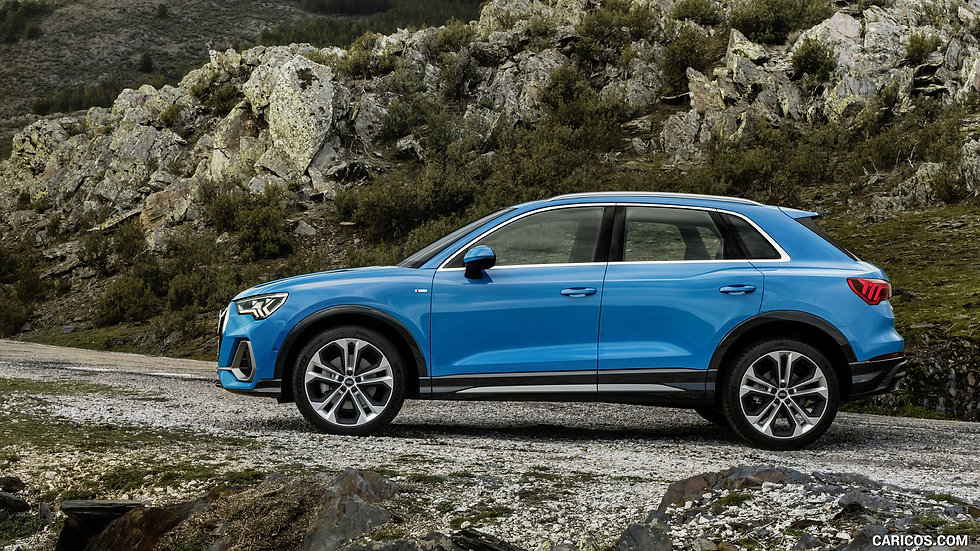 Audi Q3 Tuning and Remapping