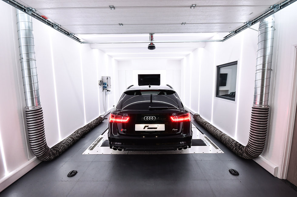 Audi RS6 DSG Remap