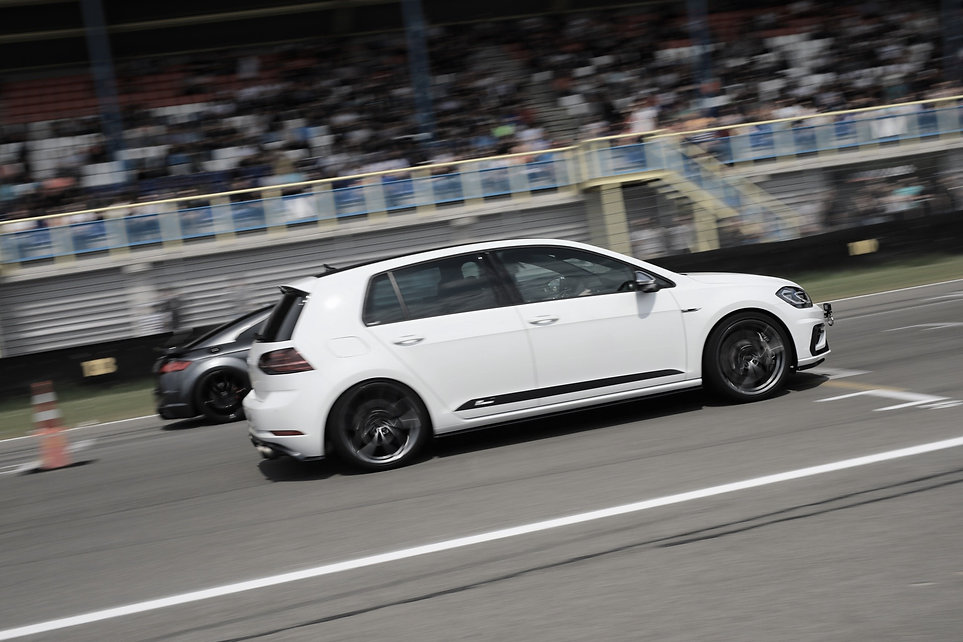 Stage 3 performance tuning hybrid turbo for Golf R