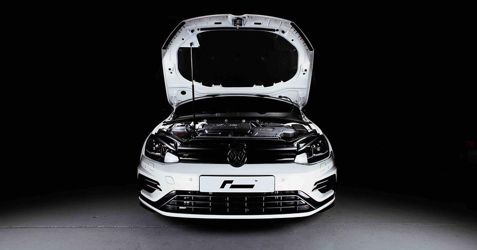 r600 air intake for VW Golf R Mk7.5