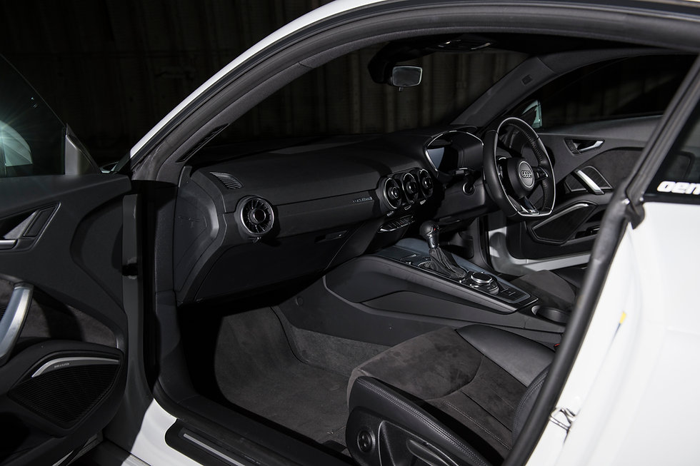 Audi S3 DSG tuning