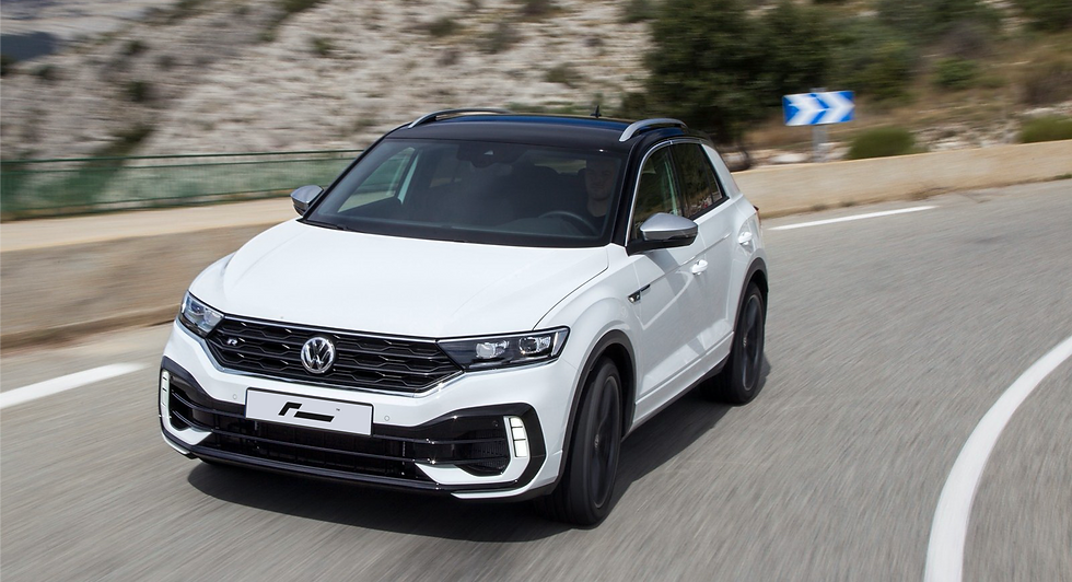 VW T-Roc Tuning