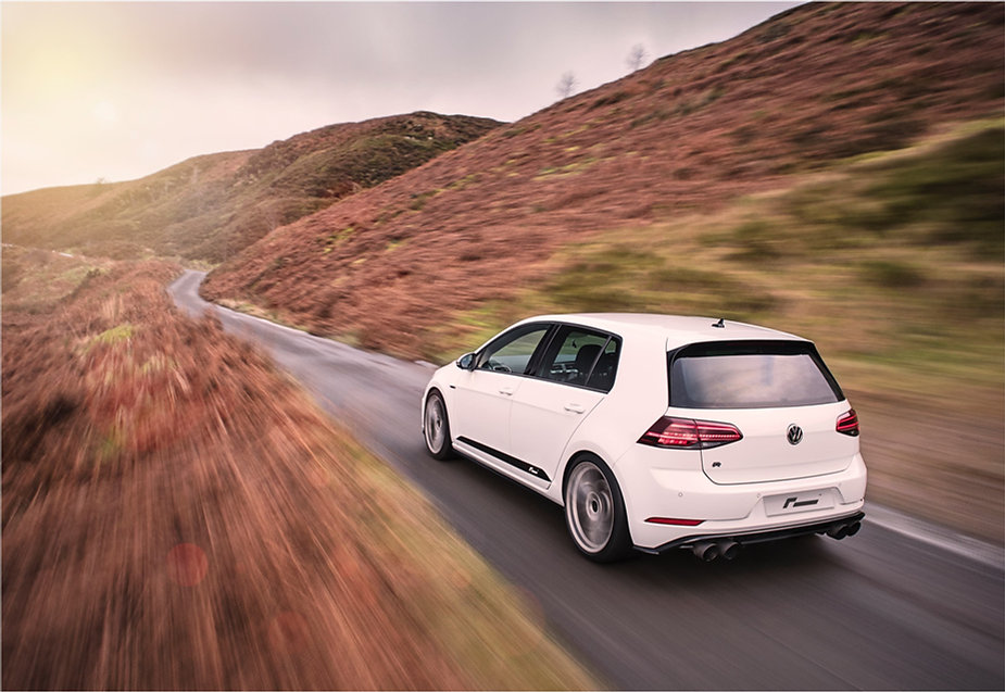 VW Golf Wiper Delete Kit