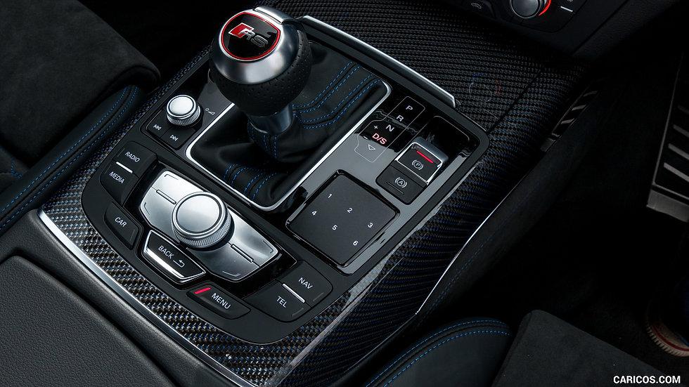Audi RS6 DSG Tuning