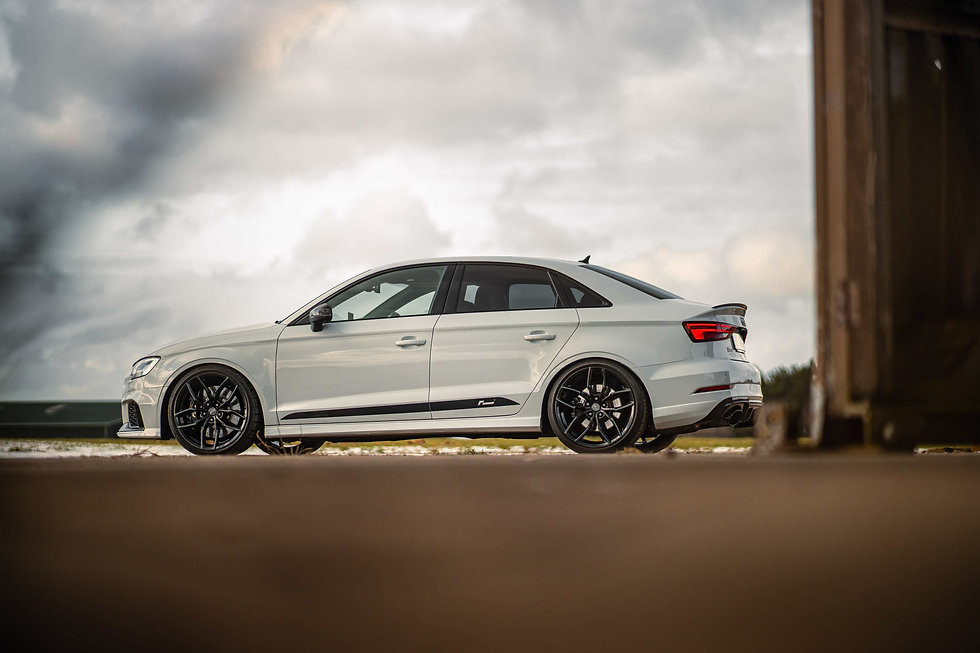 Audi RS3 & S3 performance software tuning