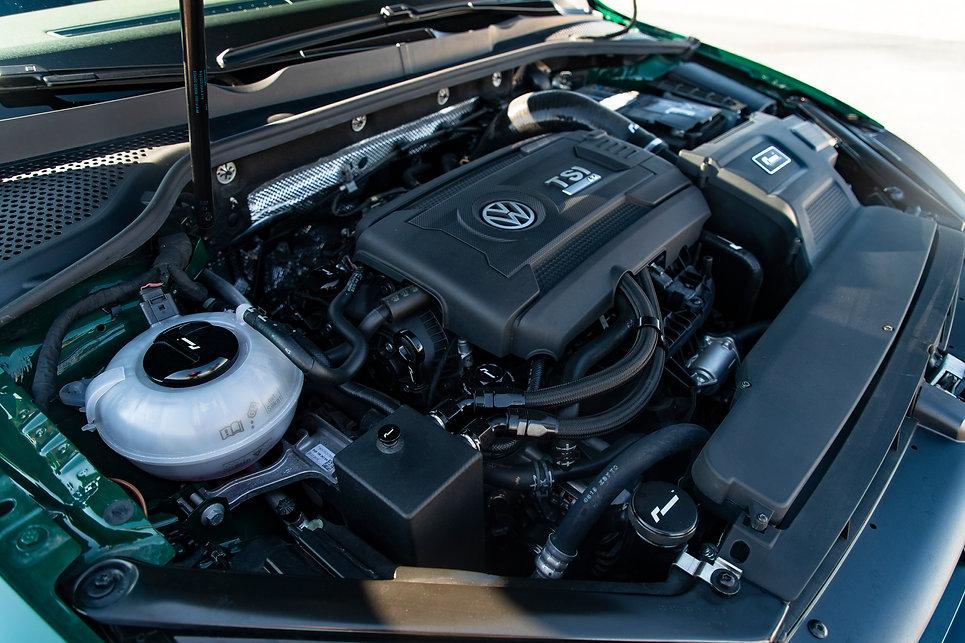2019 VW Golf R Mk7.5 - Rotiform DTM Forg