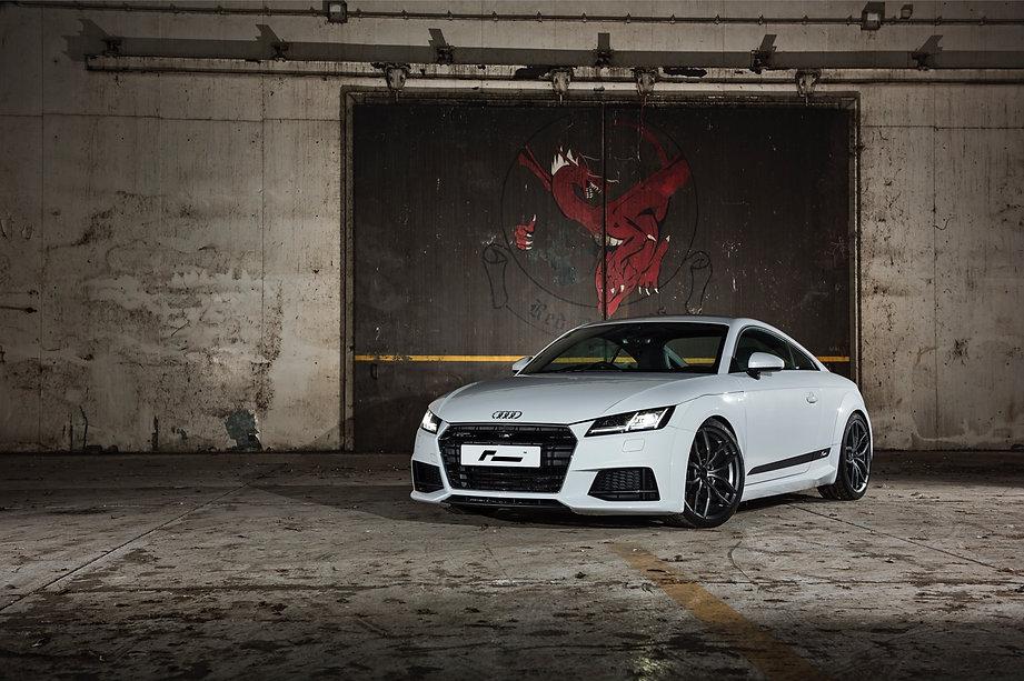 Audi TTS Remap