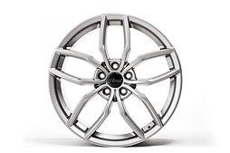 "Silver 19"" Alloy Wheels"