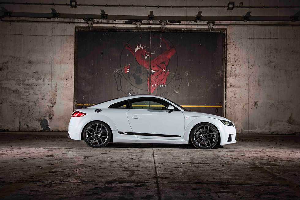 Performance tuning for Audi TT Stage 1, Stage 2, Stage 3