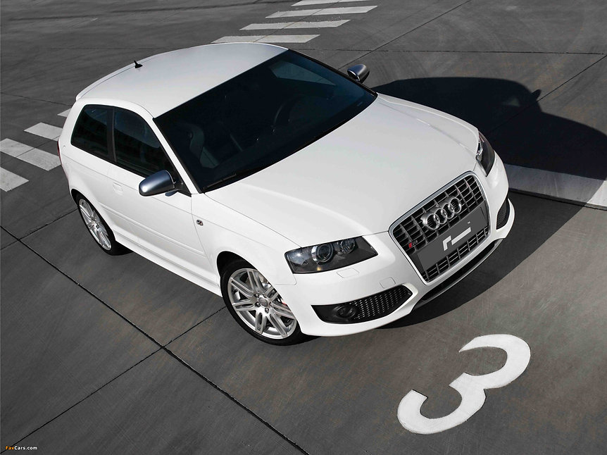 Audi S3 8P tuning, remap and modifications