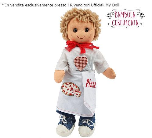 *Pizzaiolo