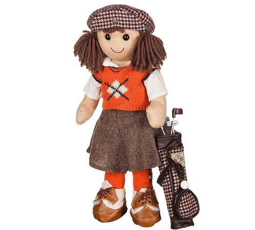 Greta - Golfista
