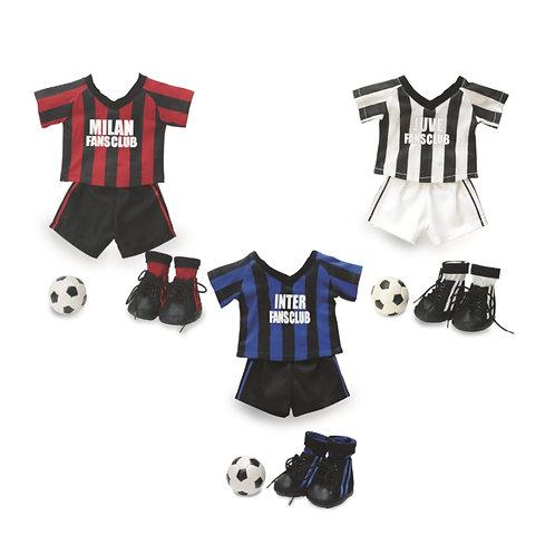 Vestiti delle Squadre di Calcio