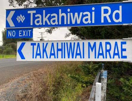 Takahiwai Road UPDATE