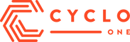 Cyclo - Cyclo One Logo (Secondary Orange