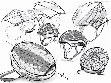 Creating the perfect commuter helmet