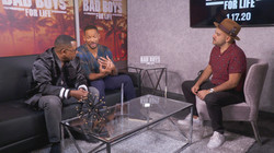 BAD BOYZ 2 Press Junket