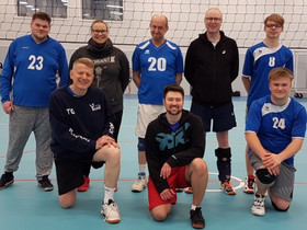 Changing of the Guard at York Volleyball Club