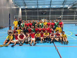 York Volleyball Club: 3 - Florida Day School Argentina: 0