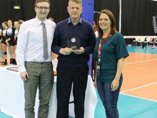York Volleyball Club named Club of the Year by Volleyball England