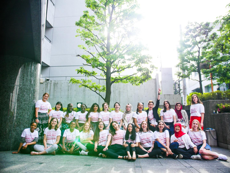 G(Irls)20 Japan 2019
