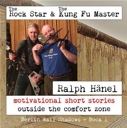 Short stories book by Ralph Hänel #coldwar