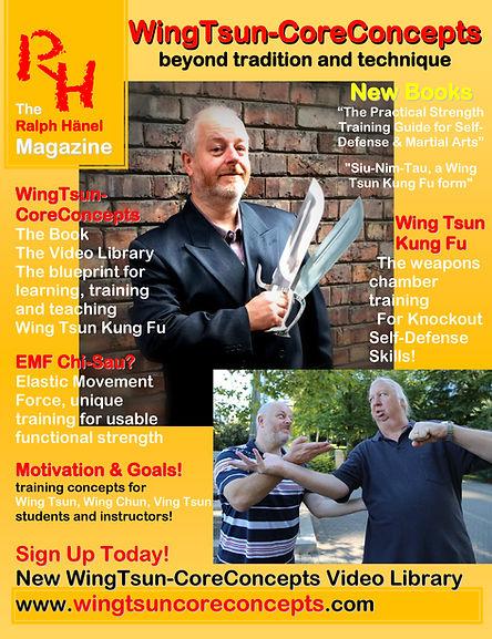 Martial arts magazine dowwload, Wing Tsun Kung Fu