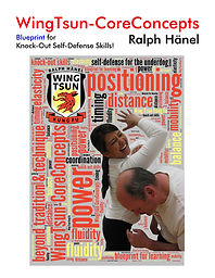 Wing Tsun book by Ralph Hänel