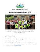 Administrative Assistant - Job Descripti