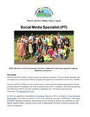 Social Media Specialist - Position Descr