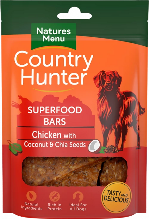 CHICKEN COUNTRY HUNTER SUPERFOOD BARS