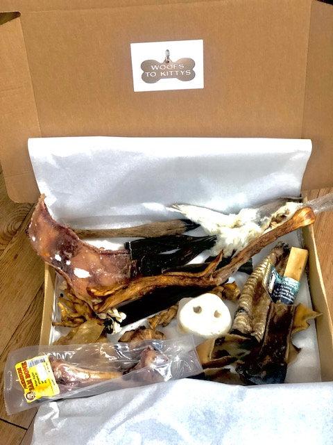 jumbo Woof box