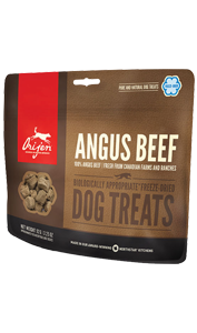 Orijen Angus Beef dog treats