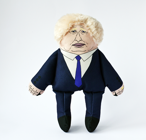 'BORIS' pet hates dog toy