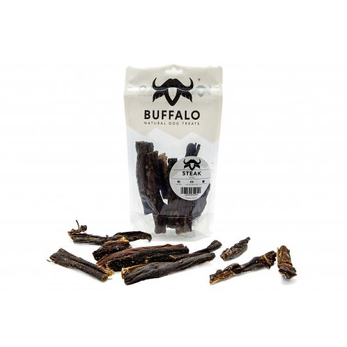 Buffalo Steak chews