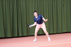 U16 Turniersiegerin Ekaterina Prokopeva.