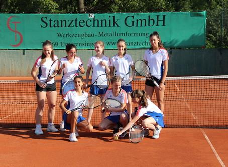 Juniorinnen I | Aufstieg Bezirksoberliga