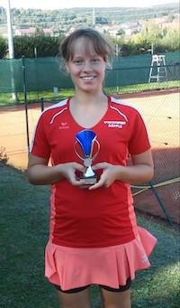 Jasmin Siegler | Sieg beim Masters der Alb-Junior-Cup-Serie
