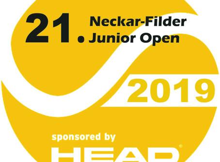 Tennisstars von morgen in der Tennishalle NTZ