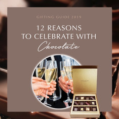 12 Reasons to Celebrate with Chocolate
