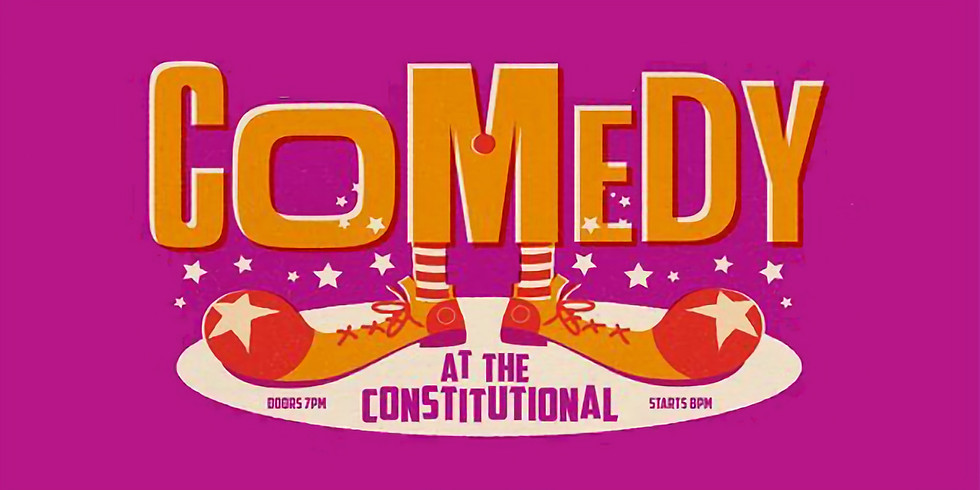 Set - Comedy at the Constitutional, Farsley