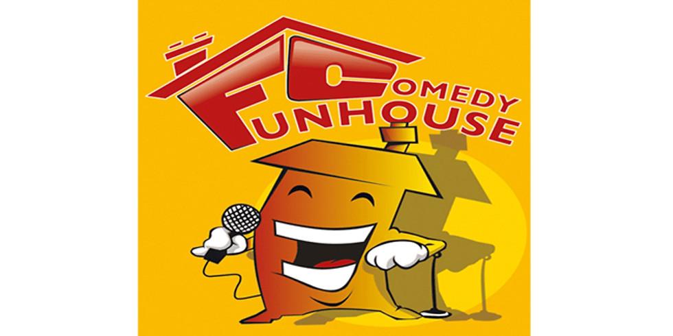 MC - Funhouse Comedy, Nuneaton