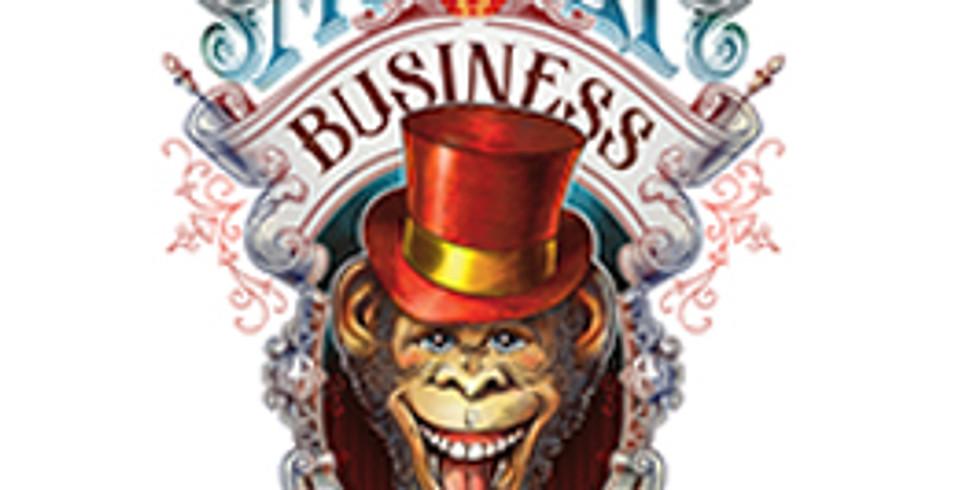 Set - Monkey Business Comedy Club, London