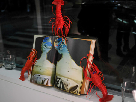 Plastic Lobsters