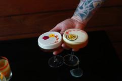 cocktail present