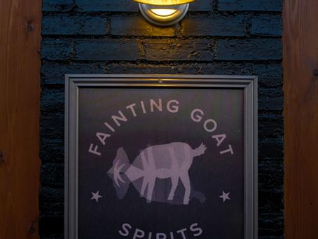 Fainting Goat Distillery NC