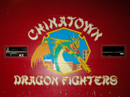 Chinatown Dragon Fighters FDNY
