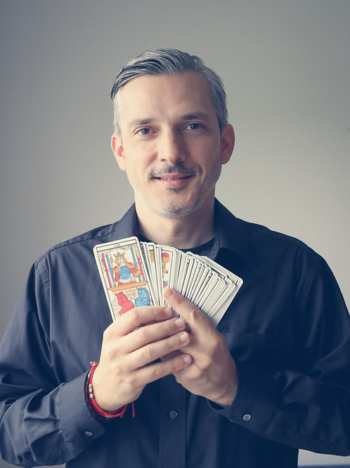 One Question 3 minutes video recording tarot reading
